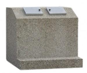 Großraumbox mit Stufe 70-W