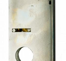 Kastenschloss für Profilzylinder 35-Z